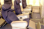 South African Airways Business Class (current A340-200)