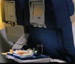 South African Airways Economy Class (on the B747-400)