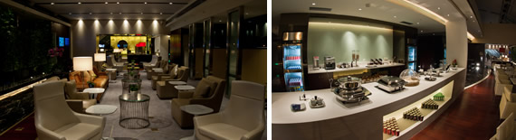 China Southern Airlines Lounge